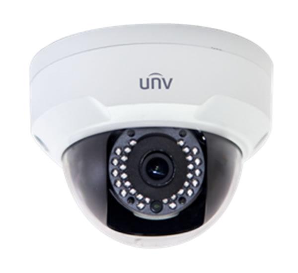 UNV IPC324E-H 4MP红外防暴半球网络摄像机
